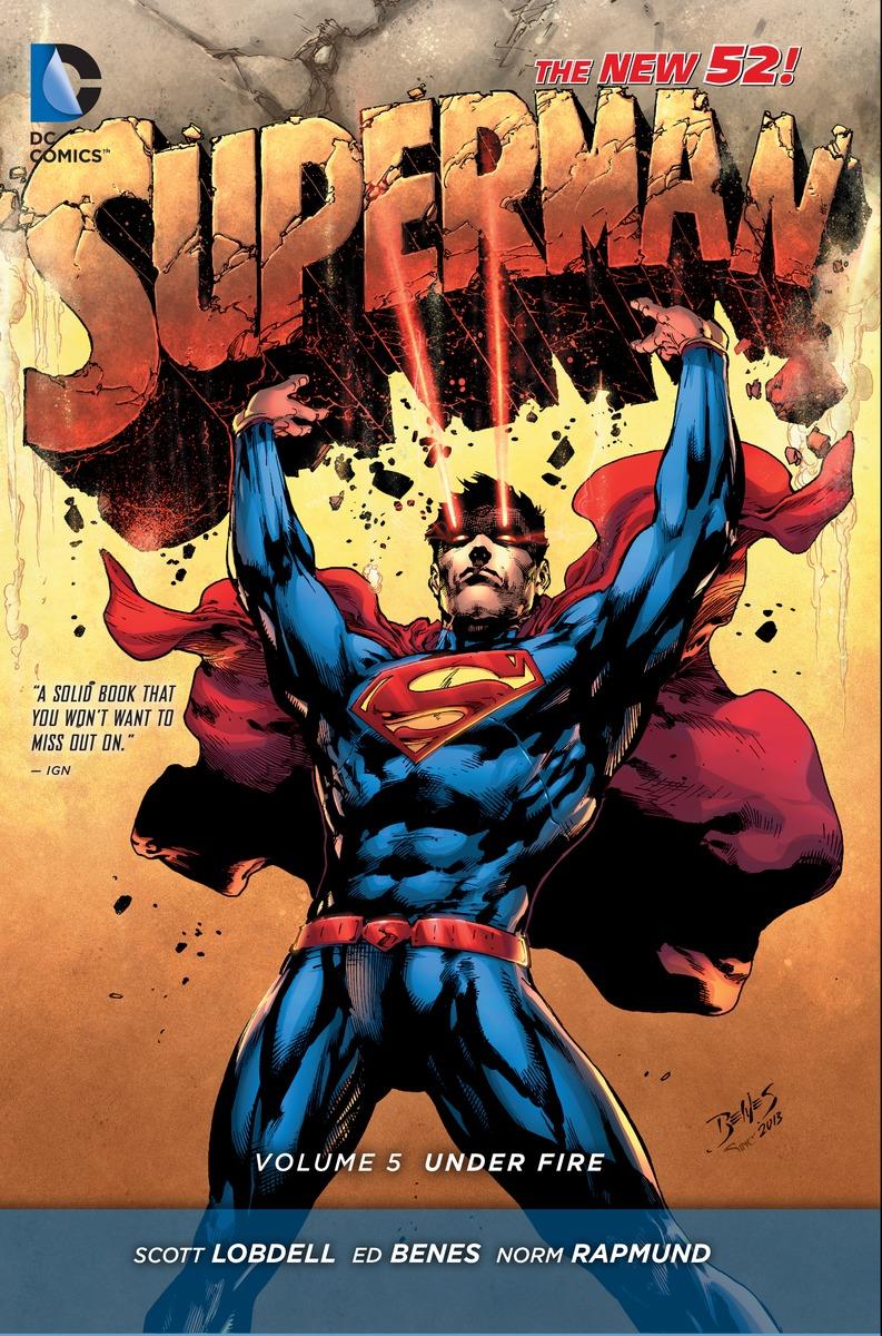 Superman Volume 5: Under Fire