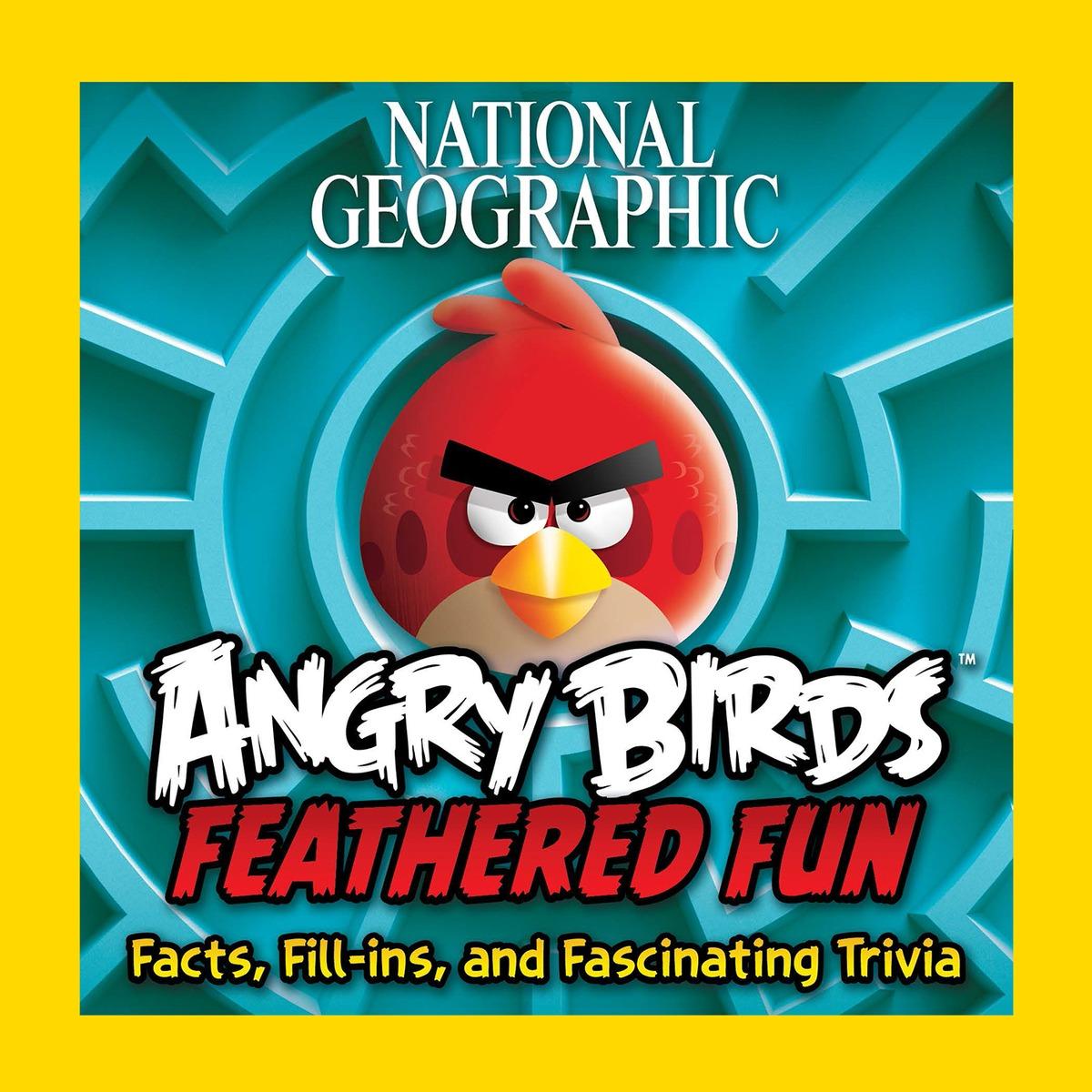 NGEO ANGRY BIRDS FEATHERED