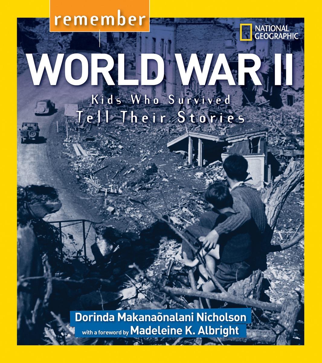 World War II: Kids Who Survived Tell Their Stories