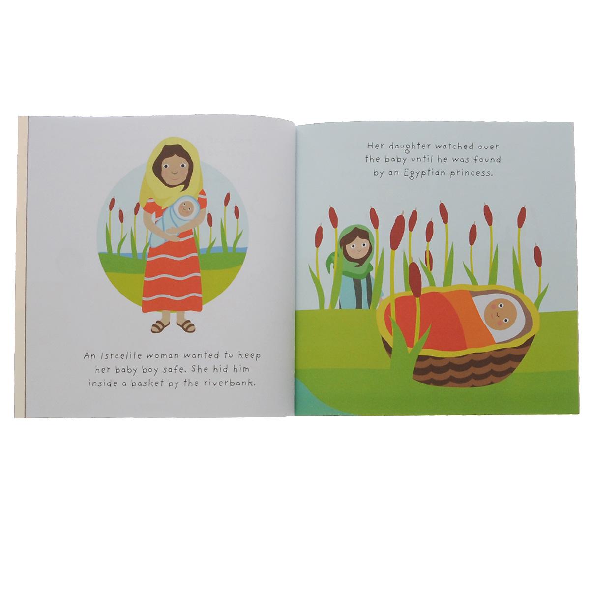 My Favourite Bible Stories (комплект из 6 книг)