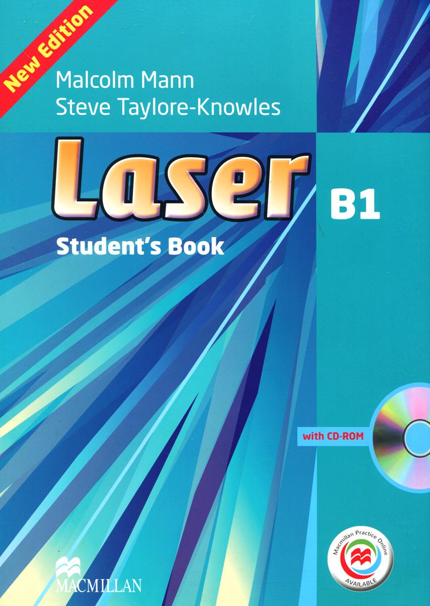 Laser B1: Student's Book + Online code (+ CD-ROM)