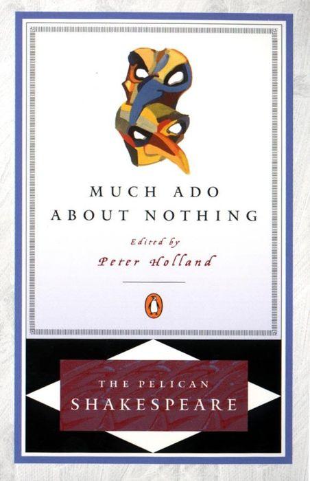 Обложка книги Much Ado about Nothing