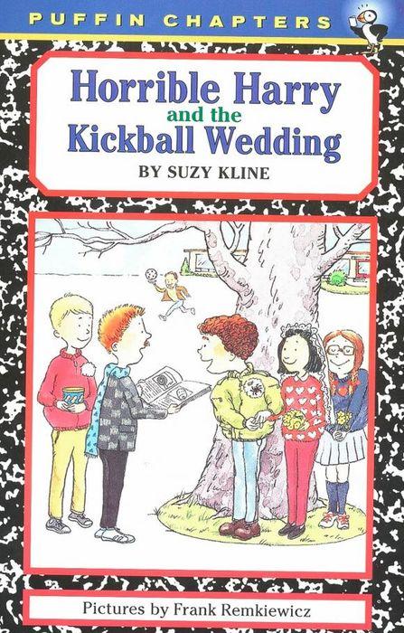 Horrible Harry and the Kickball Wedding