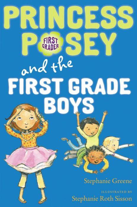 Princess Posey and the First-Grade Boys