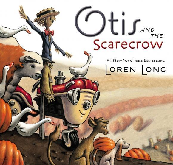 Otis and the Scarecrow
