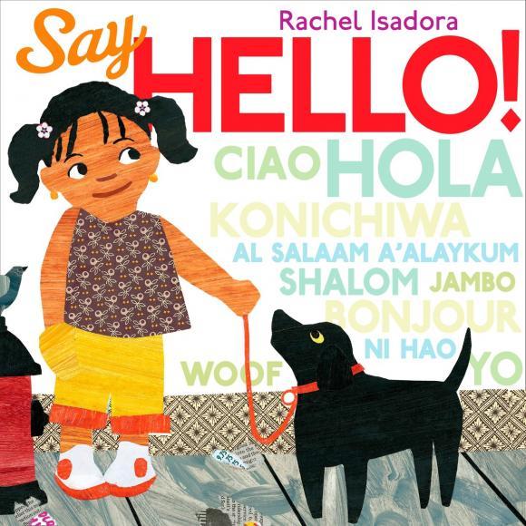 Say Hello!