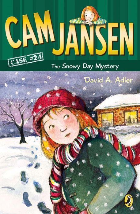 Cam Jansen: the Snowy Day Mystery #24