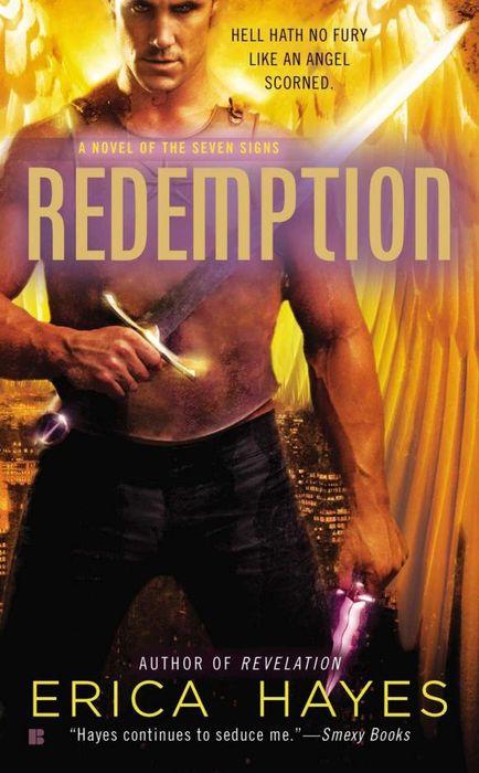 Erica Hayes Redemption нож поварской tima кт 336