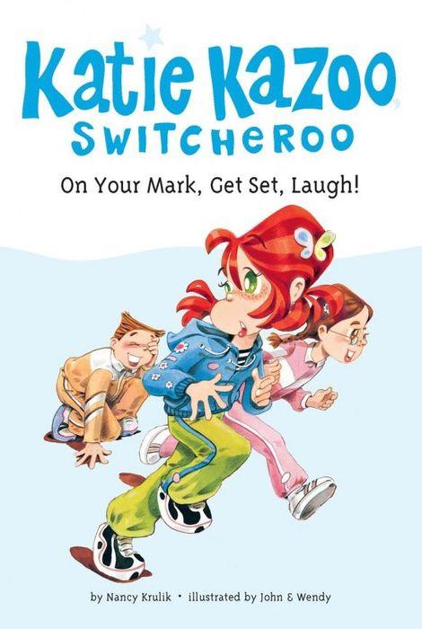 Nancy Krulik On Your Mark, Get Set, Laugh! #13 famosa nancy
