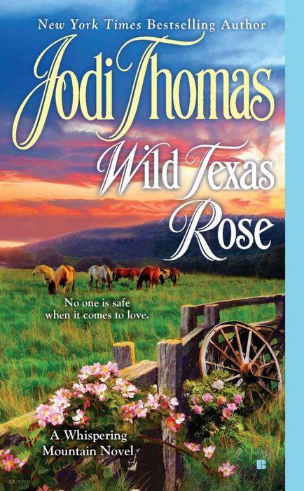 Wild Texas Rose
