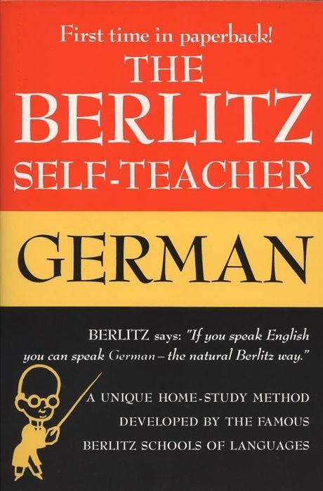 Berlitz Self-Teacher: German