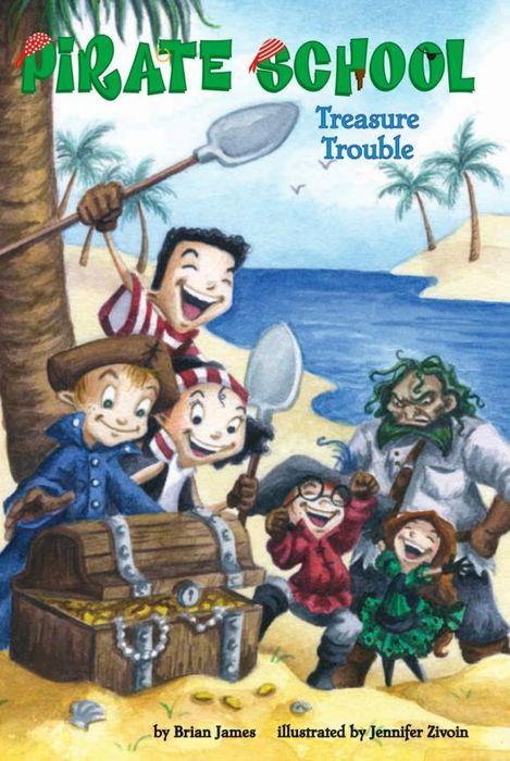 Treasure Trouble #5