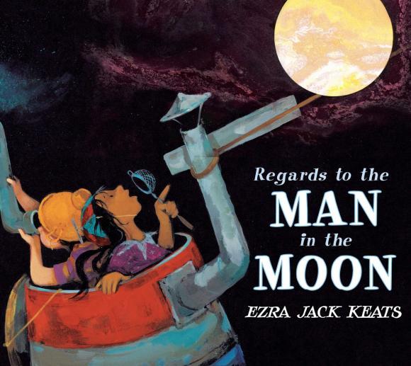 Ezra Jack Keats Regards to the Man in the Moon ezra jack keats louie