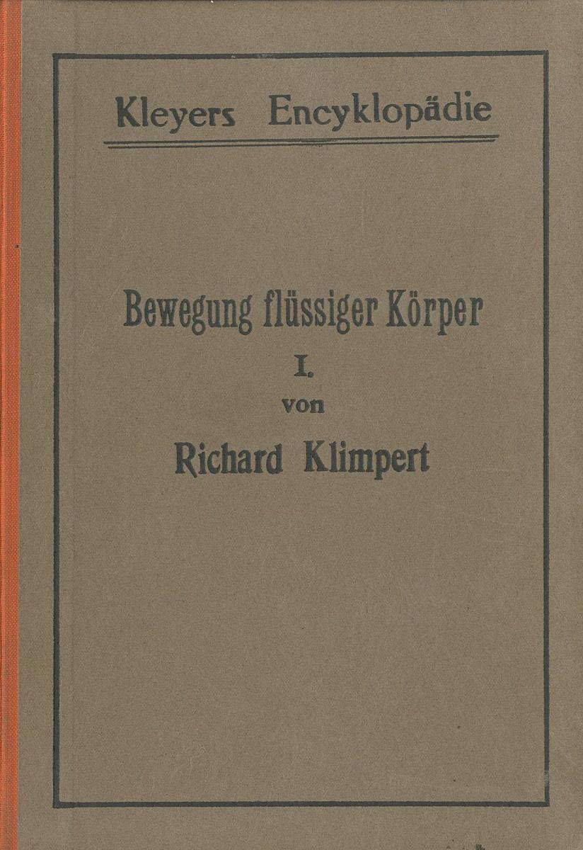 Bewegung flussiger Korper: Lehrbuch