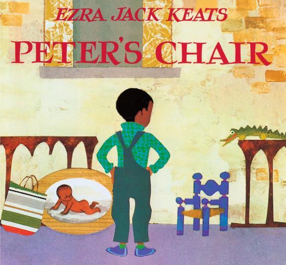 Ezra Jack Keats Peter's Chair board book ezra jack keats louie