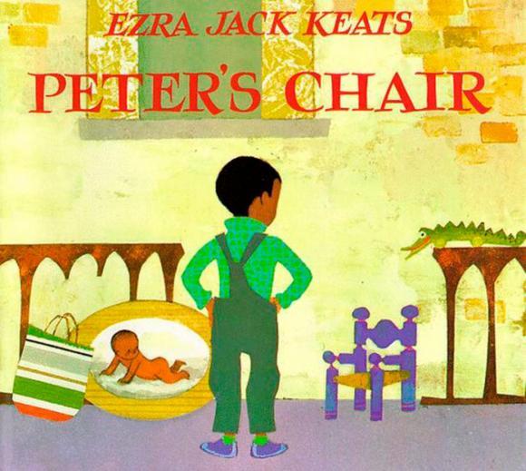 Ezra Jack Keats Peter's Chair ezra jack keats louie