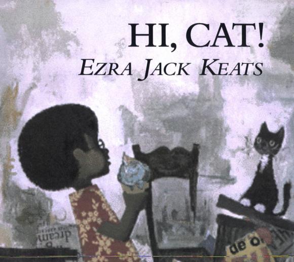 Ezra Jack Keats Hi, Cat ezra jack keats louie