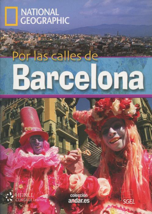 Por las calles de Barcelona: Level B2 (+ DVD)