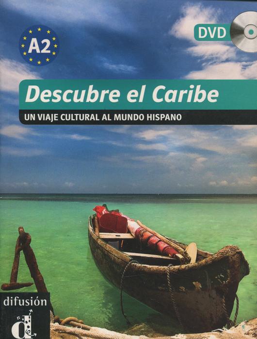Descubre el Caribe: Nivel A2 (+ DVD-ROM)