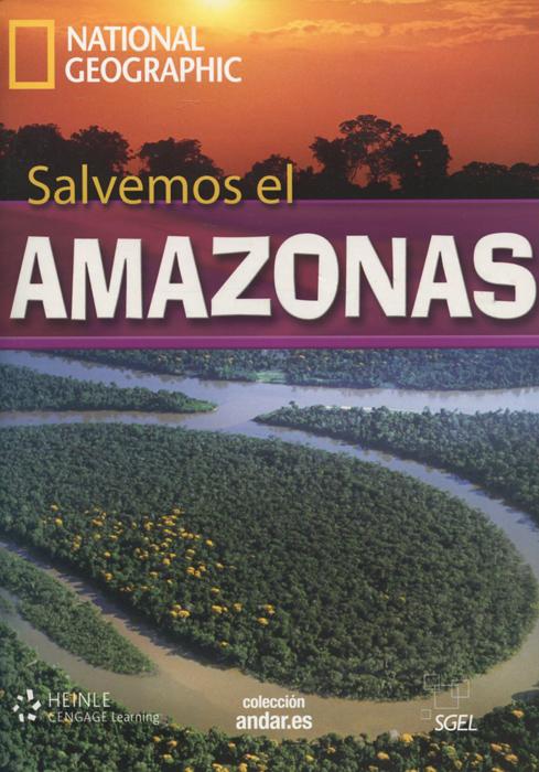 цены  Salvemos el: Amazonas: Level B2+ (+ DVD)