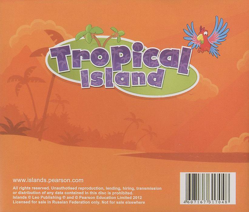 Islands: Level 2: Class Audio CDs (аудиокурс на 4 CD)
