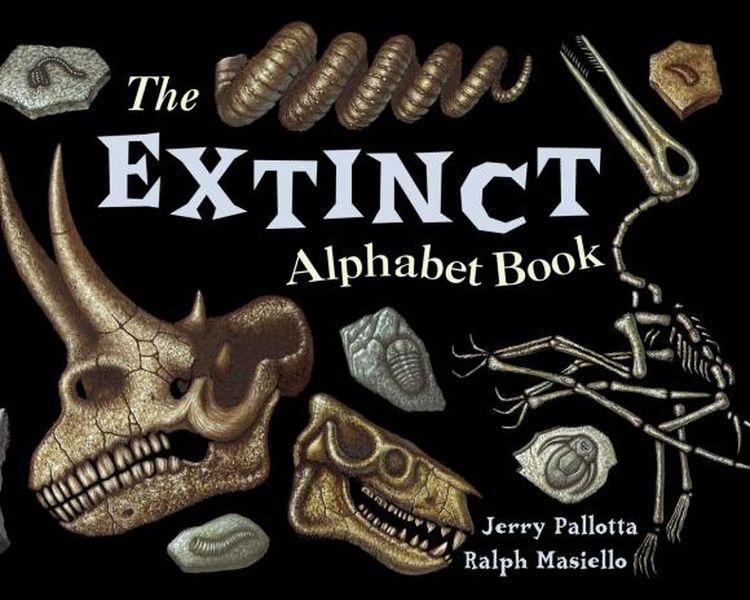 The Extinct Alphabet Book