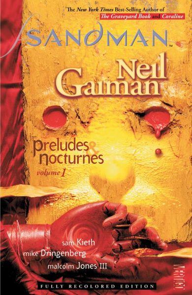 Neil Gaiman The Sandman Vol. 1: Preludes & Nocturnes (New Edition) lobel historic towns vol 1