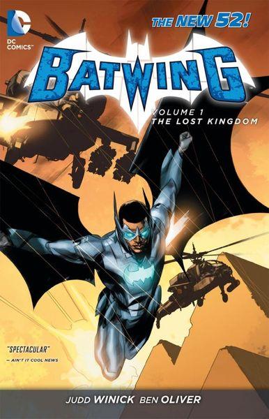 Judd Winick Batwing Vol. 1: The Lost Kingdom (The New 52) lobel historic towns vol 1