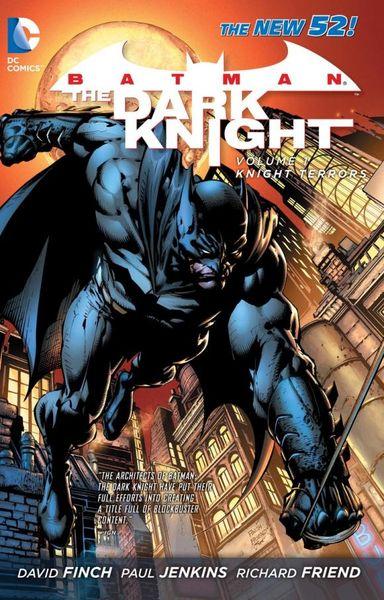 Batman: The Dark Knight: Volume 1: Knight Terrors