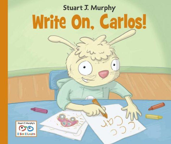 Write On, Carlos!
