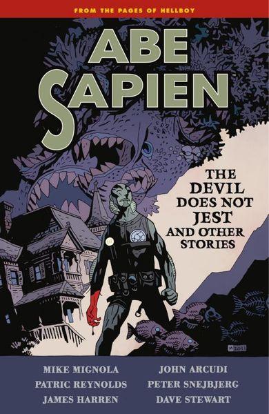 Abe Sapien Volume 2: The Devil Does Not Jest