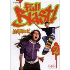 Отложить на потом Full Blast 2: Workbook