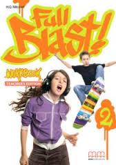 Full Blast 2: Workbook Teachers Edition