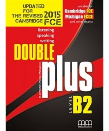 Double Plus B2 SB 2015