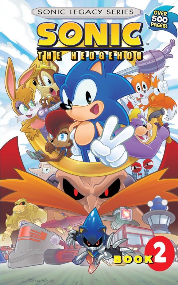 Sonic the Hedgehog: Legacy Vol. 2