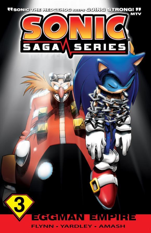 Sonic Saga Series 3: Eggman Empire