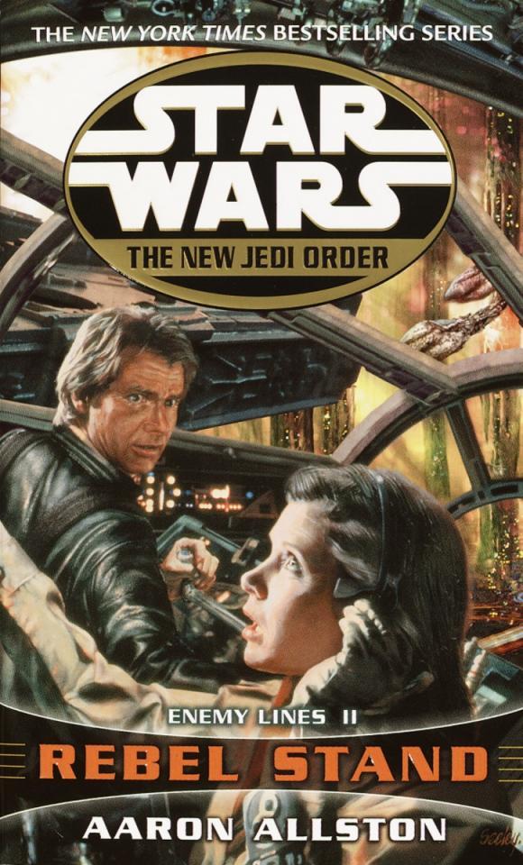 Rebel Stand: Star Wars (The New Jedi Order)