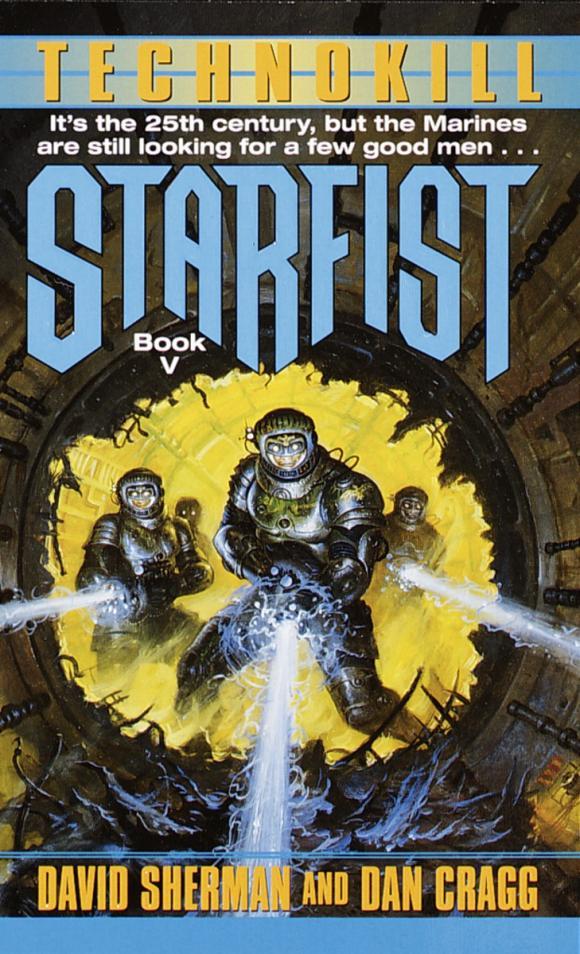 Starfist: Technokill