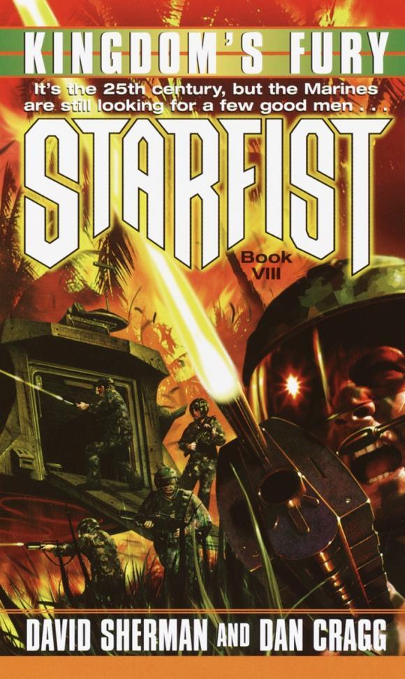 Starfist: Kingdom's Fury