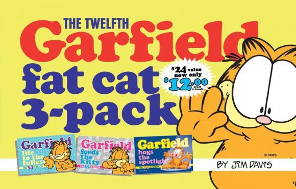 Jim Davis The Twelfth Garfield Fat Cat 3-Pack болгарка elitech мшу 1415