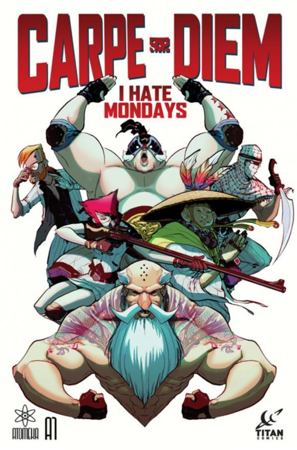A1 Presents: Carpe Diem Book One: I Hate Mondays