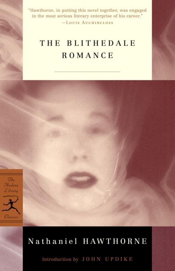 the blithedale romance essays