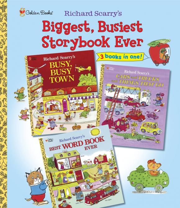 Biggest, Busiest Storybook Ever