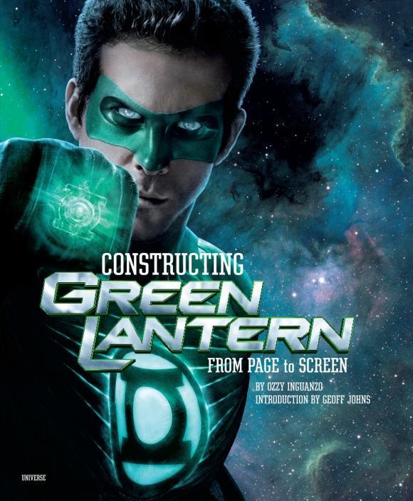 Constructing Green Lantern