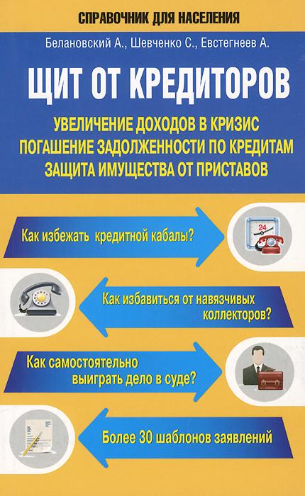 Щит от кредиторов: увеличение доходов в кризис, погашение задолженности по кредитам, защита имущества от приставов