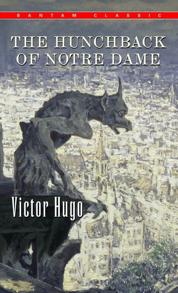 Обложка книги The Hunchback of Notre Dame