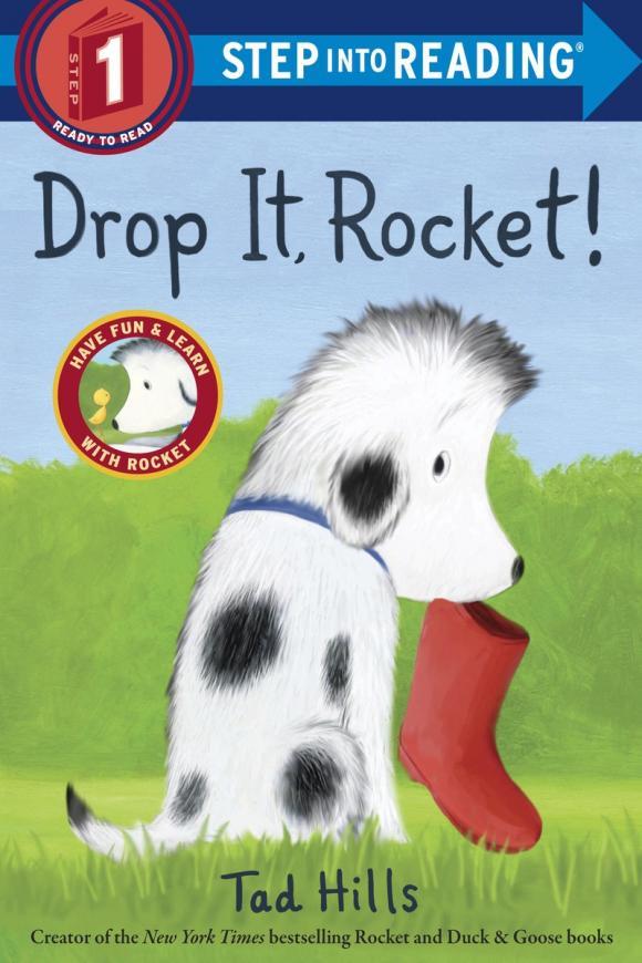 Drop It, Rocket!: Step 1