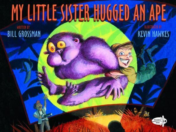 My Little Sister Hugged an Ape