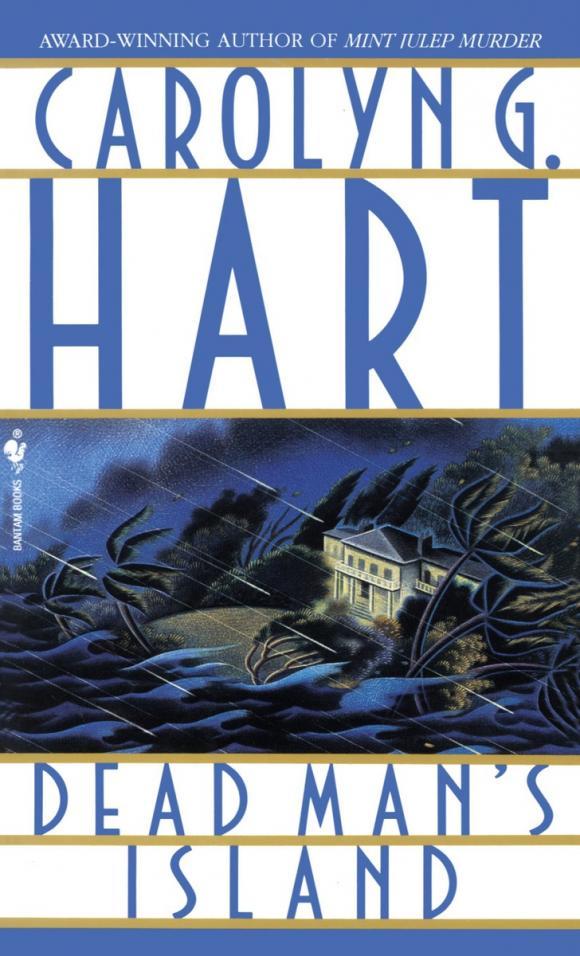 Carolyn G. Hart Dead Man's Island