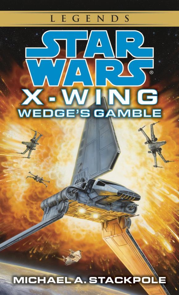 Wedge's Gamble: Star Wars (X-Wing)